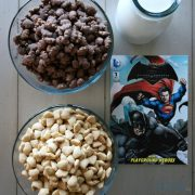 Batman vs Superman - General Mills Cereal Breakfast Party