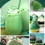 Green St Patrick's Day Treats