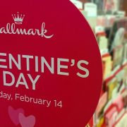 Walgreens' selection of Hallmark cards #HallmarkAtWalgreens #CareEnough