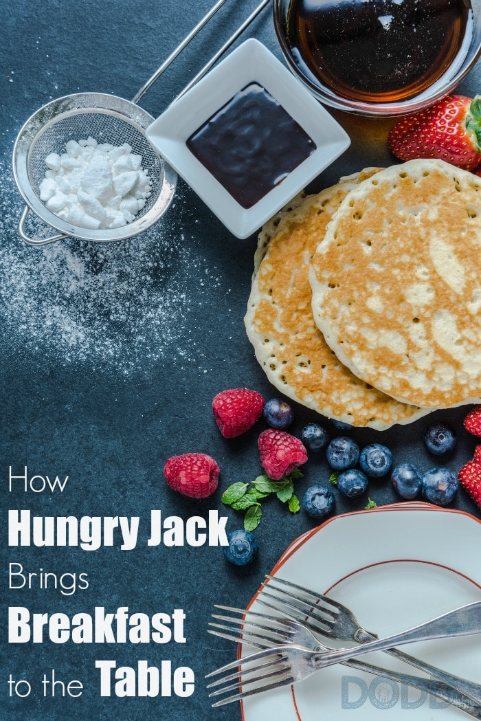 How Hungry Jack Brings Breakfast to the Table