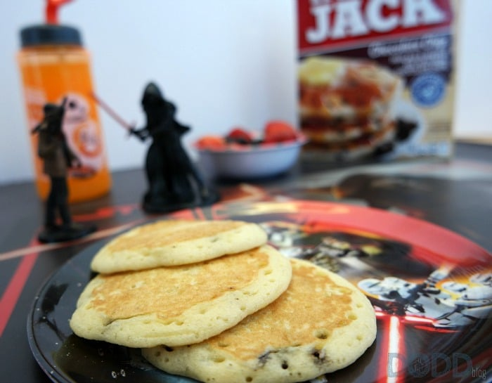 Hungry Jack Star Wars Breakfast