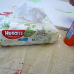 No More Huggies Diapers But We Keep Wipes On Hand