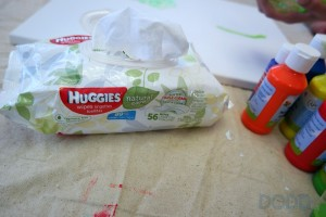 No More Huggies Diapers and Wipes For Us, We Are All Grown Up