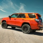 Three Benefits to Owning a Toyota TRD Vehicle