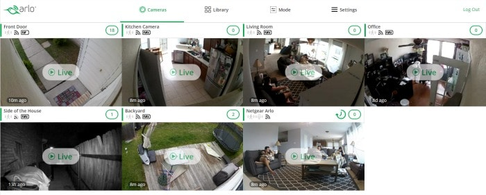 Arlo Smart Home Security Cameras Home Monitoring Arlo by NETGEAR