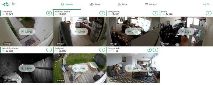Arlo Smart Home Security Cameras Home Monitoring Arlo by NETGEAR
