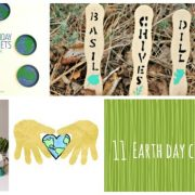 Earth Day Crafts for Kids