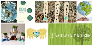 11 Earth Day Crafts for Kids