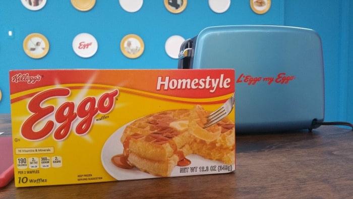 Homestyle Eggo
