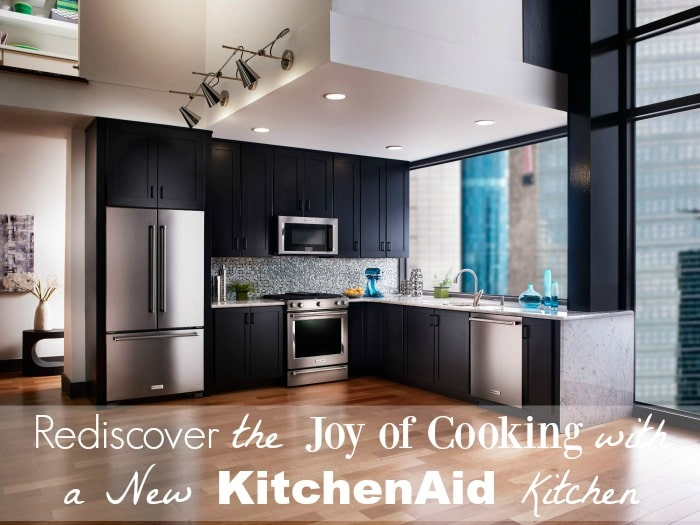 Rediscover the Joy of Cooking with a New KitchenAid Kitchen