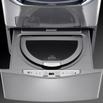 The LG Twin Wash with Sidekick Saves More Than Time and Money