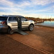 BraunAbility Creates The First Wheelchair Accessible SUV Ford Explorer