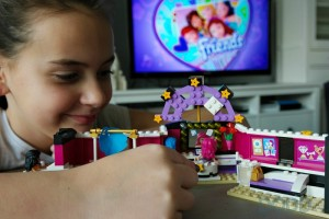 Building Creativity with Lego and Netflix