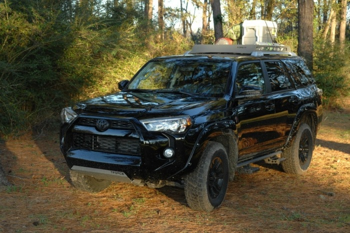 Toyota TForce 4Runner Special Package Coming Soon