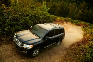 The 2016 Toyota Land Cruiser is in a Class Like No Other