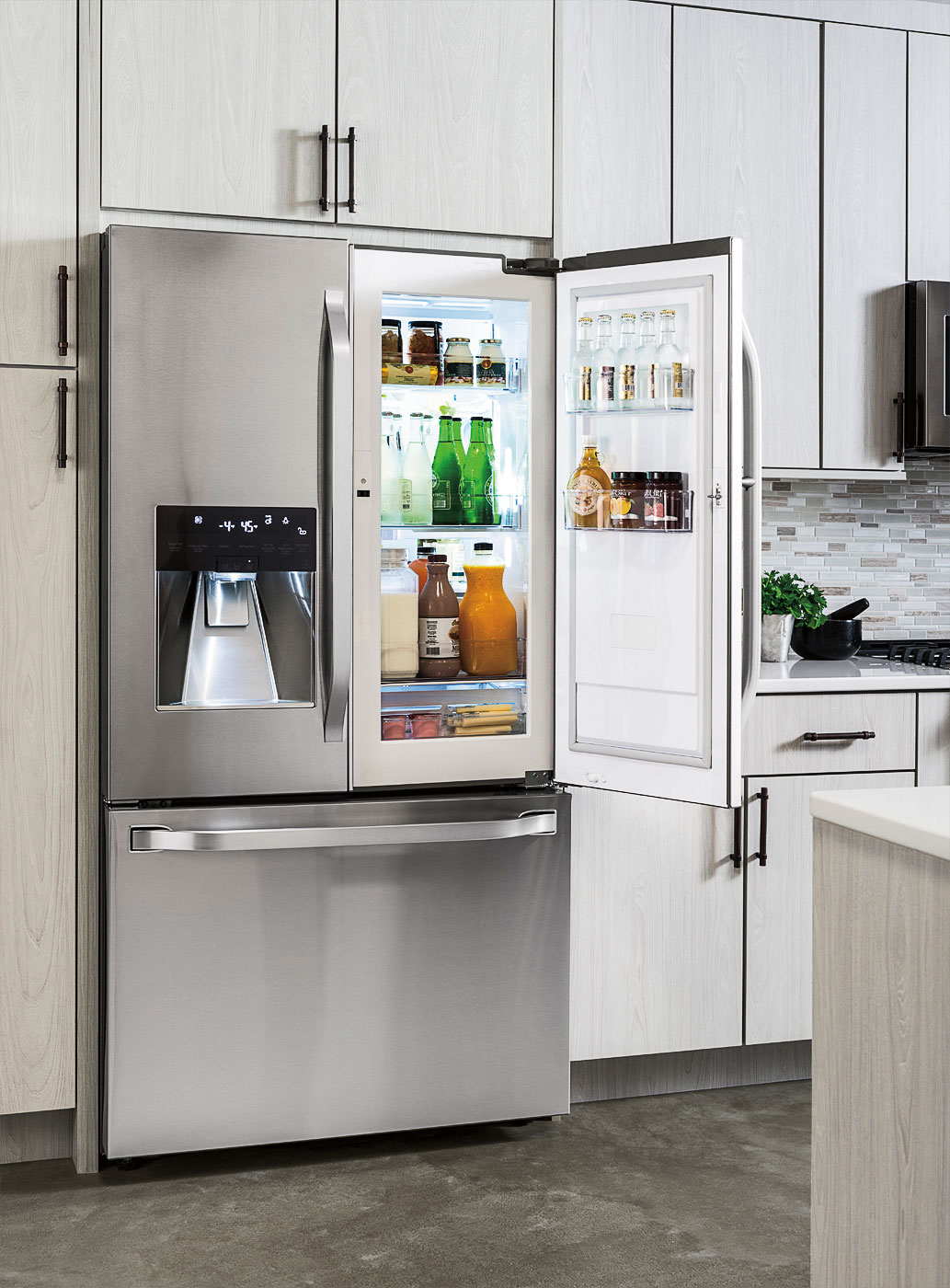 Save a Tree, Preserve the Water, Make a Difference This Earth Day with LG Studio Appliances