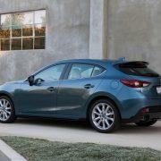 2016 Mazda3 Touring