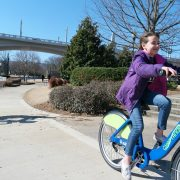 Bike Share Chattanooga