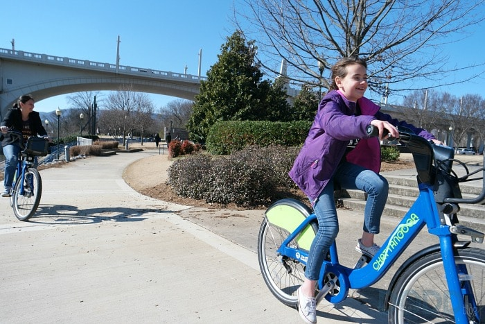 Bike Share Chattanooga