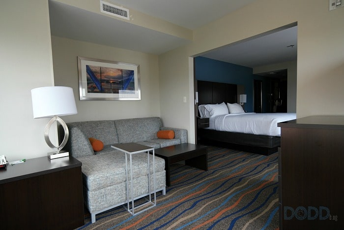 Family Friendly Holiday Inn Hotel in Chattanooga
