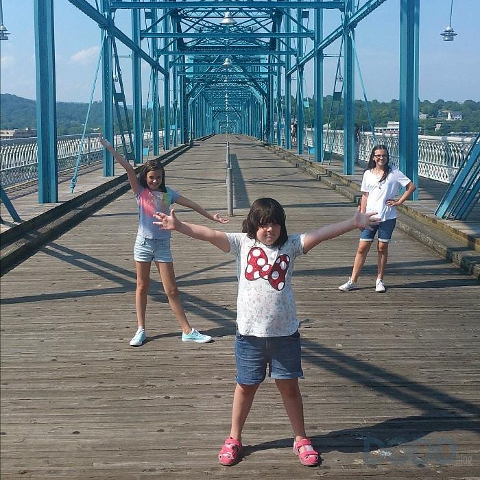 Walnut Street Bridge Chattanoga