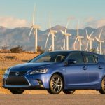 Why the 2016 Lexus CT 200h is Perfect Fit for Family