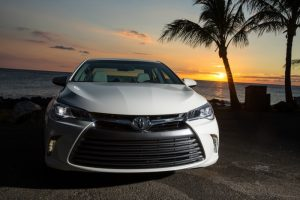 Family Safety Features on the 2016 Toyota Camry