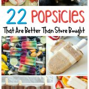 22 Popsicles To Beat The Summer Heat