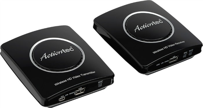 Actiontec products; MyWirelessTV 2 & ScreenBeam Mini2