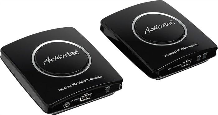 Actiontec products; MyWirelessTV 2 & ScreenBeam Mini2
