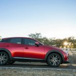 Form and Function of the 2016 Mazda CX-3 Touring