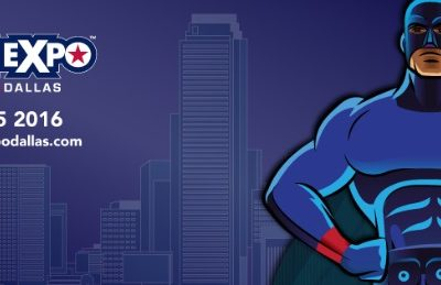 Are You Going to the Dallas Fan Expo June 3-5, I am!