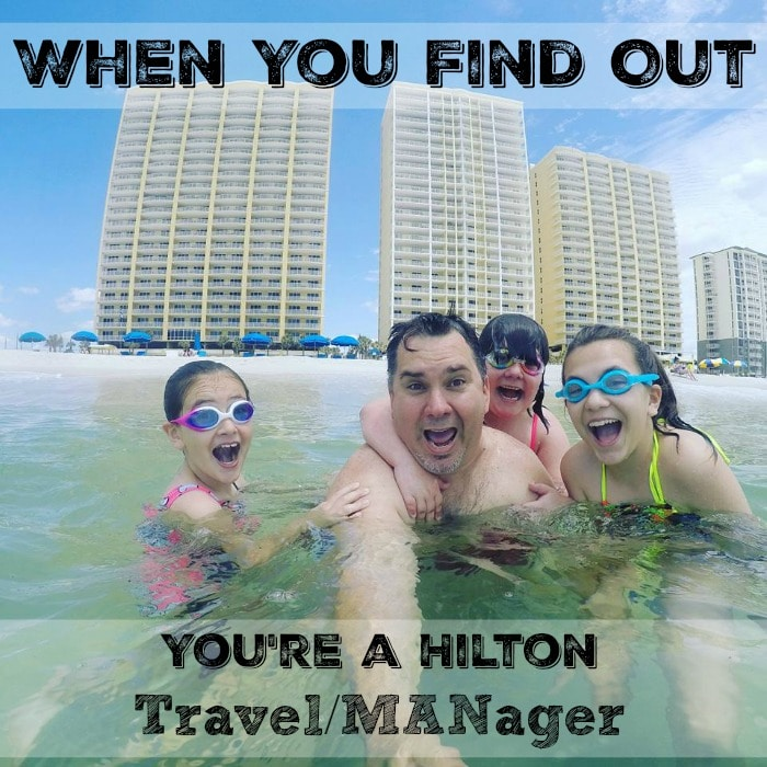 Hilton Travel Manager