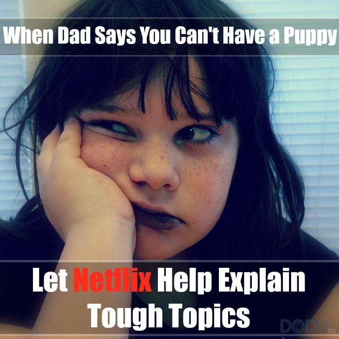 Netflix Tough Topics rev