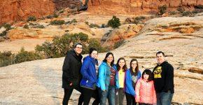 Road Trip as a Family Kia Sedona