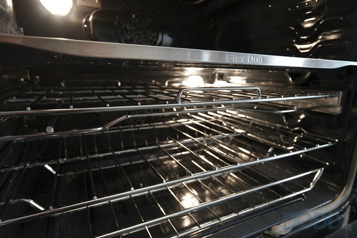 Samsung Flex Duo Slide-In Electric Range Oven