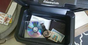 Sentry Safe rev