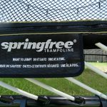 The Springfree Trampoline Featuring Tgoma is a Great Way to Get Your Kids Outdoors