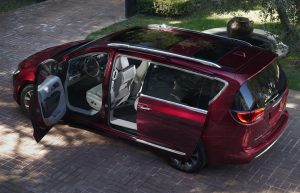 Why The Chrysler Pacifica is The Best Choice in Minivans