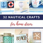 I Found 32 Different Nautical Crafts For Home Decor