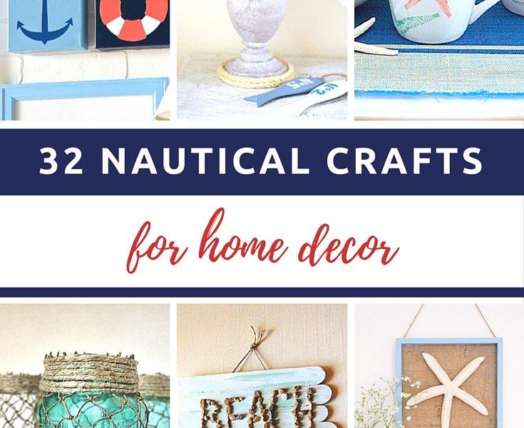 32 Nautical Crafts For Home Decor Facebook