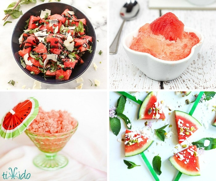 Refreshing Watermelon Recipes Facebook