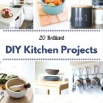20 DIY Kitchen Projects