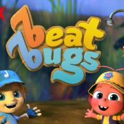 Netflix Beat Bugs Are Too Cute Not to Love! #StreamTeam