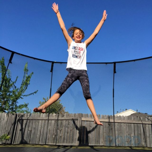 Springfree Trampoline Workout with the Tgoma System! #TgomaTime