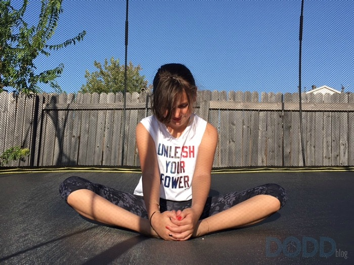Springfree Trampoline Workout for Anyone