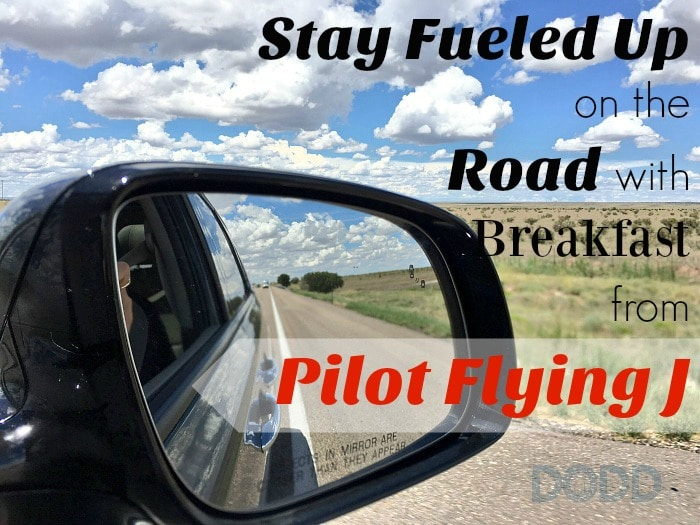 Stay Fueled Up on the Road with Breakfast from Pilot Flying J