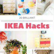 20 Brilliant IKEA Hacks
