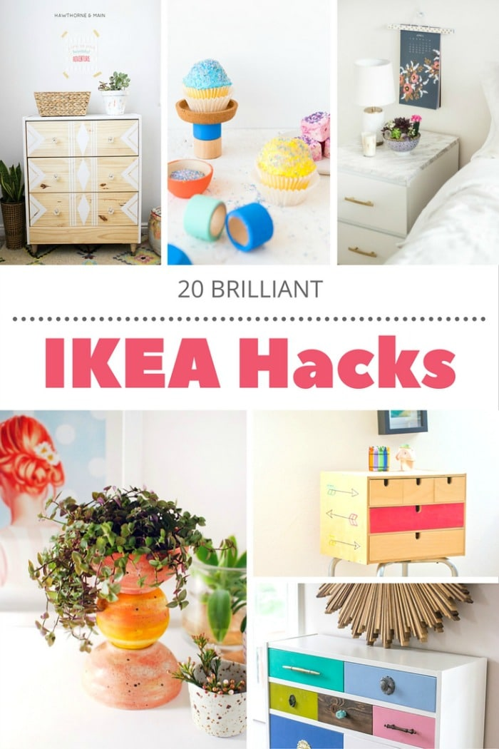 Repurpose that ikea furniture to something spectacular Repurpose ikea furniture