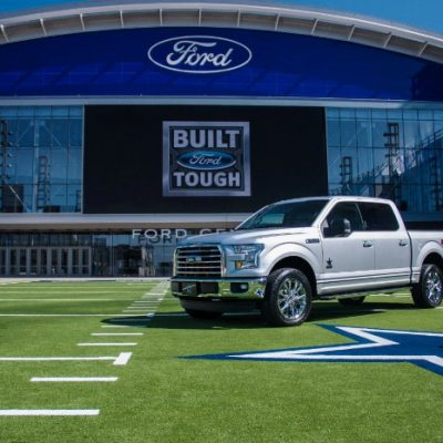 America's Team plus its best selling truck, this does not happen often – Ford F-150 Cowboys Edition